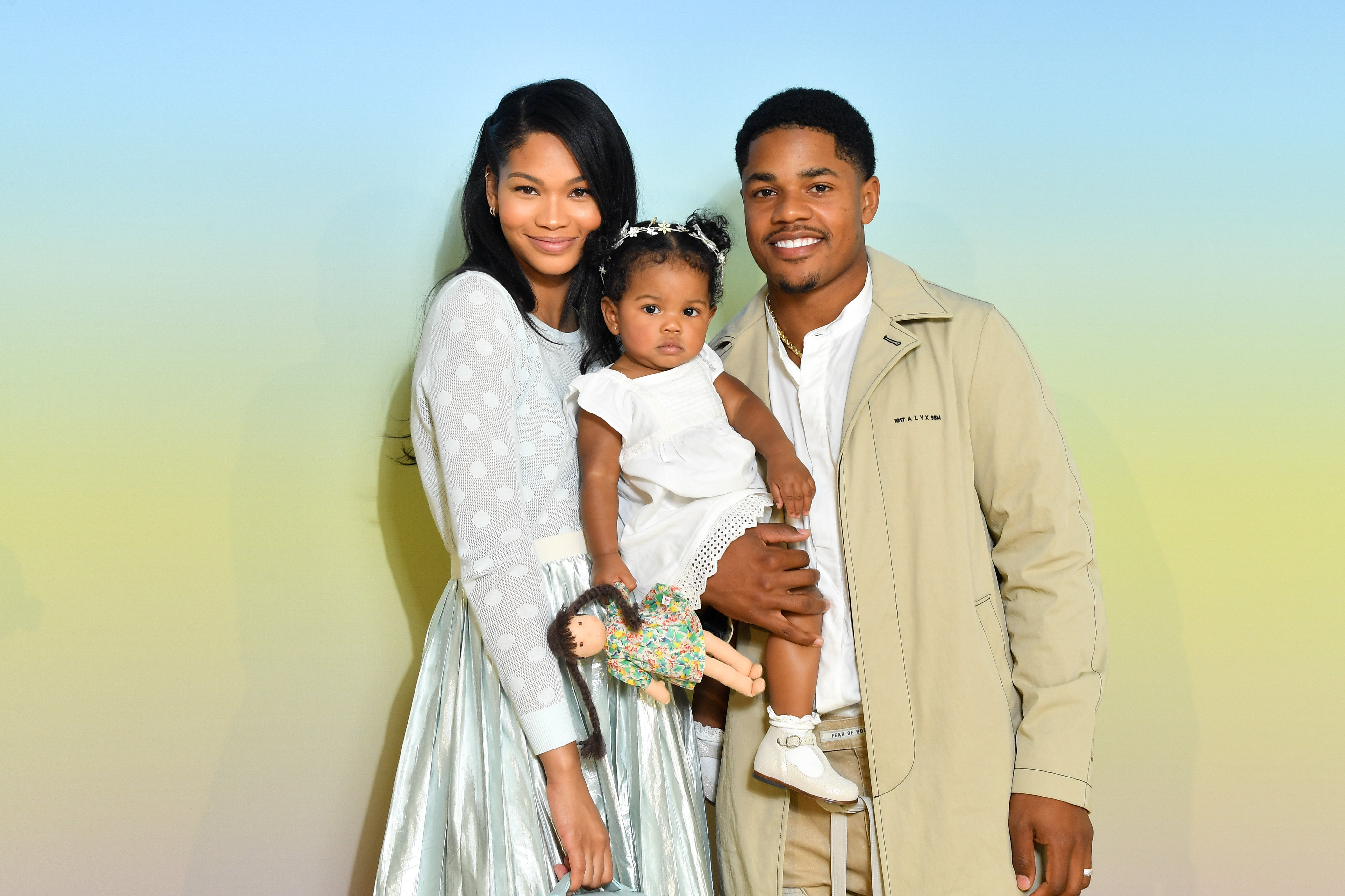 Chanel Iman and Sterling Shepard Are Pregnant With Baby #2