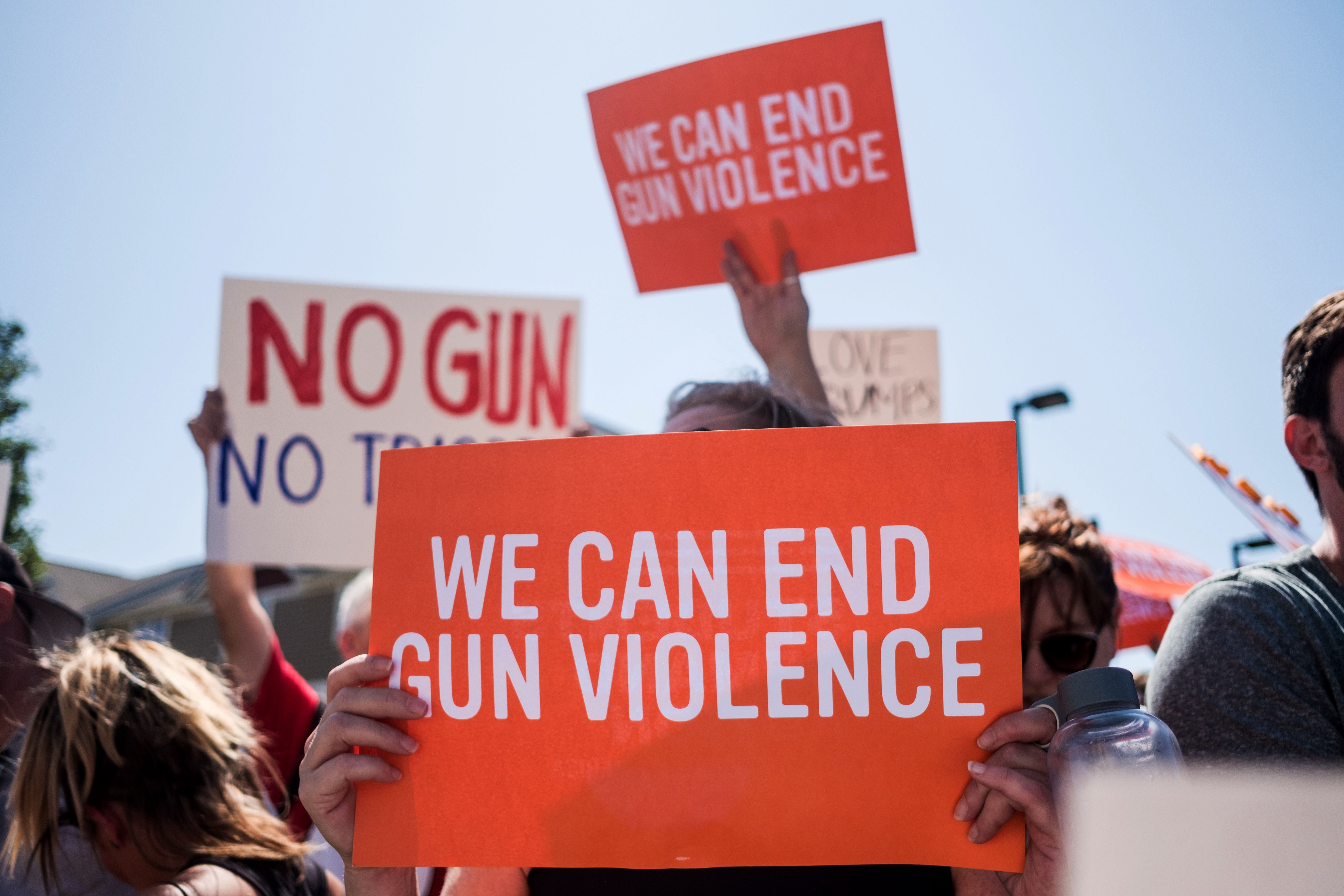 Mass Shootings In America: We Have To Do Something About Guns