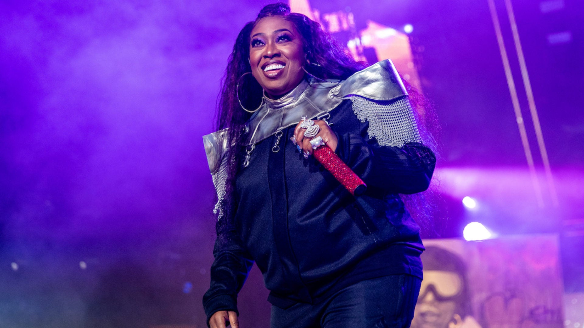 Missy Elliott Shares New 'Iconology' EP, Releases Video For 'Throw It Back'