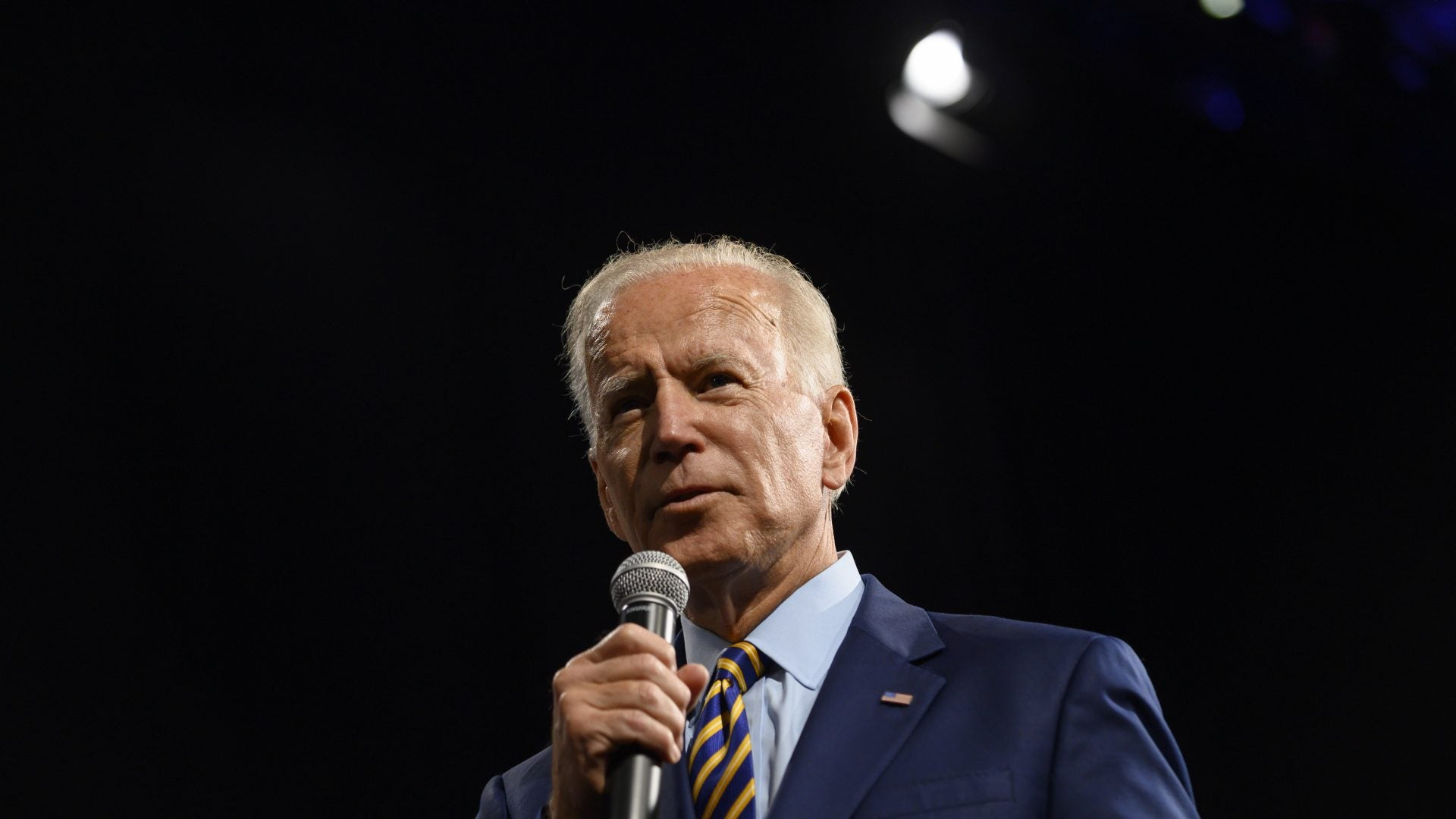 Biden Says He Prefers His VP To Be A Person Of Color  Or A Woman