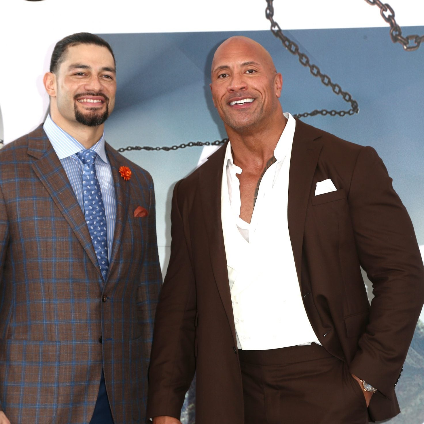 This Is The First Time The Rock Has Been Speechless During An Interview