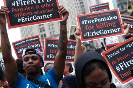Daniel Pantaleo, Officer Who Put Eric Garner In A Chokehold, Fired By The NYPD
