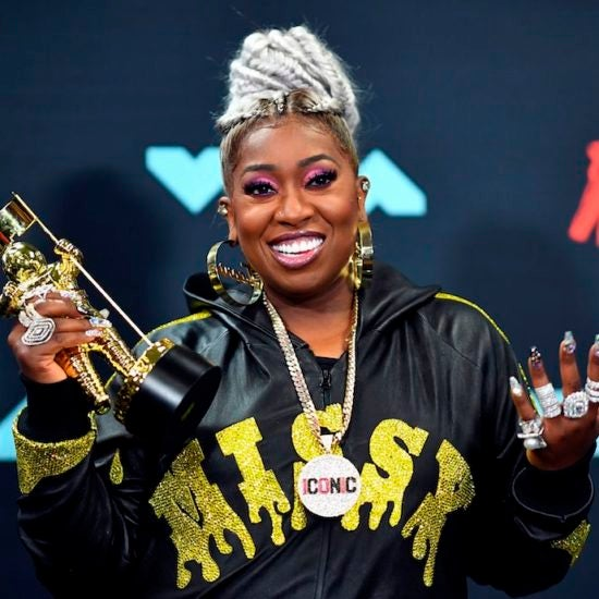 Missy Elliott Knows Aaliyah Would Have Been 'Proud' Of VMAs Honor
