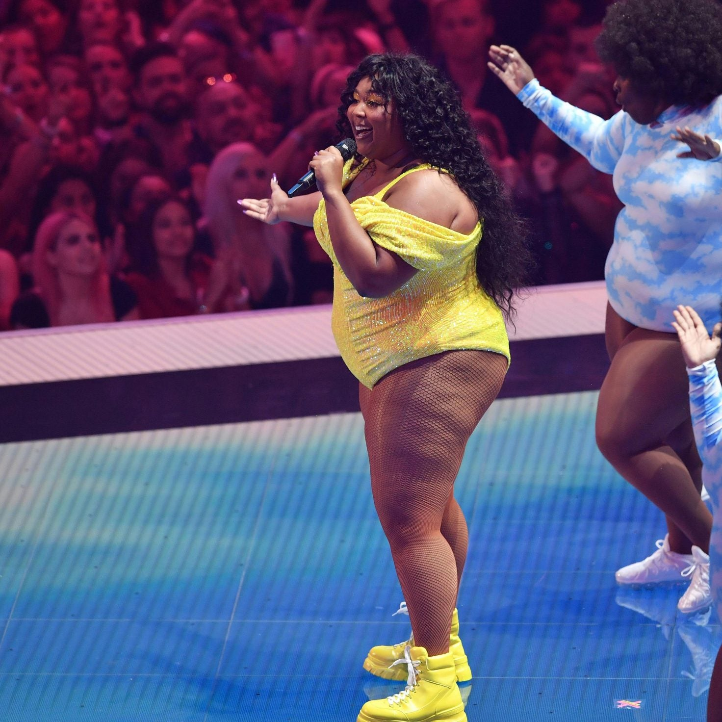 Lizzo Receives Major Love From Rihanna After She Stole The Show At The VMAs
