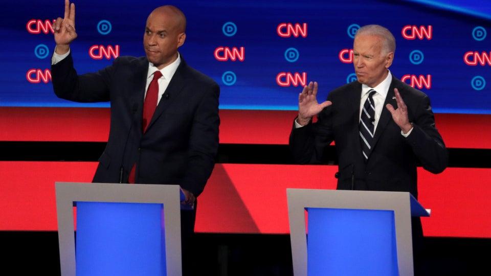 Cory Booker, Julián Castro Held Their Ground During CNN's Second Debate Night