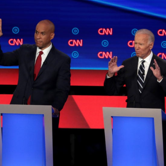 Cory Booker, Julián Castro Held Their Ground During CNN's Second Debate Night