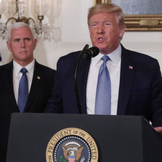 Donald Trump Condemns 'White Supremacy' In Remarks Addressing El Paso, Dayton Mass Shootings