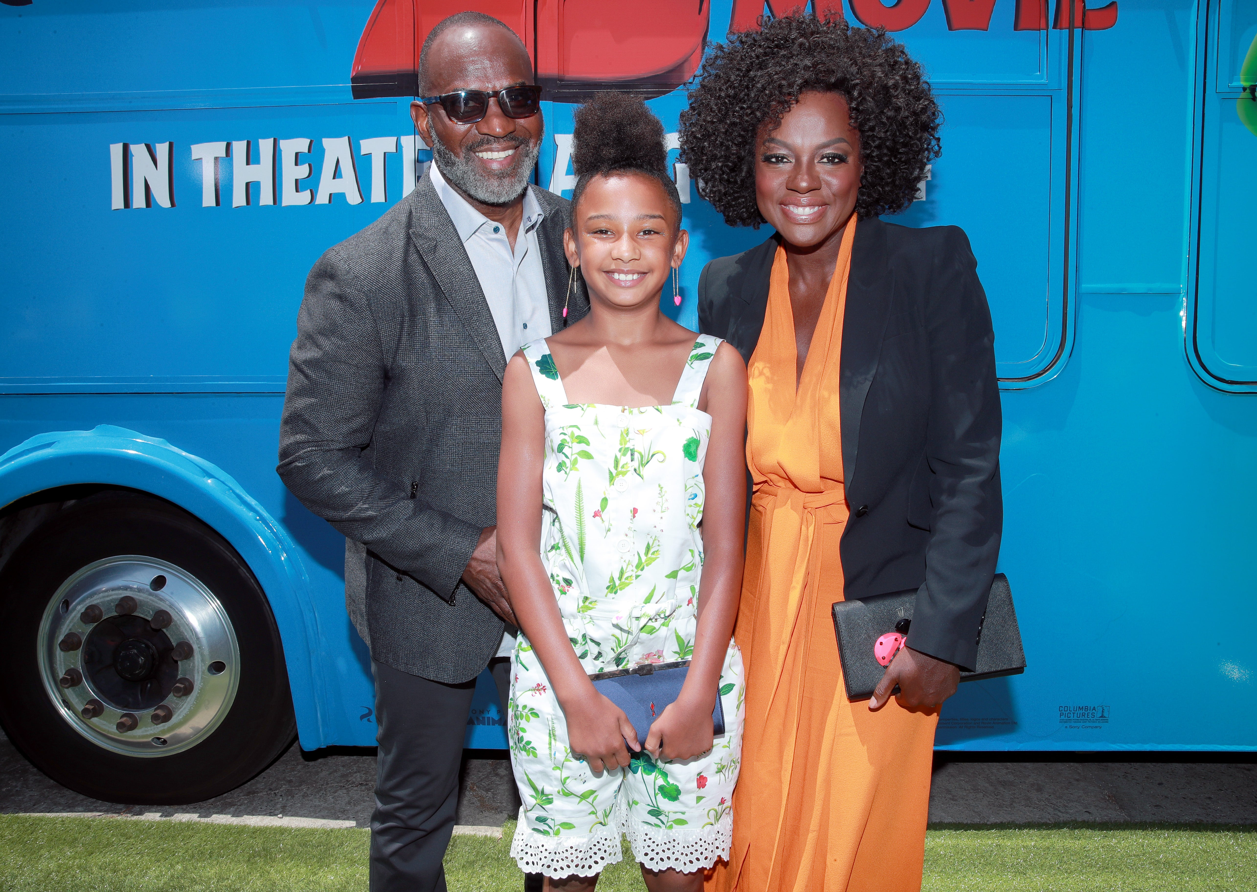 Viola Davis's Daughter, Genesis Tennon, Is Following In Her Mom's Footsteps With 'Angry Birds Movie 2' Debut