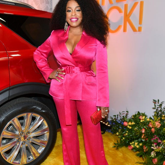 Niecy Nash's Hot Pink Suit Has Us Shook - Here's Where To Buy It