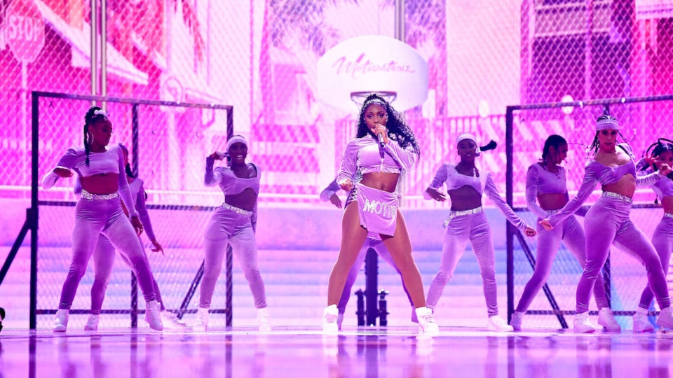 Normani's Show-Stopping MTV VMAs Performance Had It All