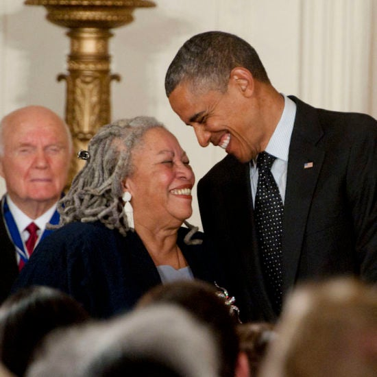 Barack Obama Pays Tribute To 'National Treasure' Toni Morrison: 'Her Stories—Our Stories—Will Always Be With Us'