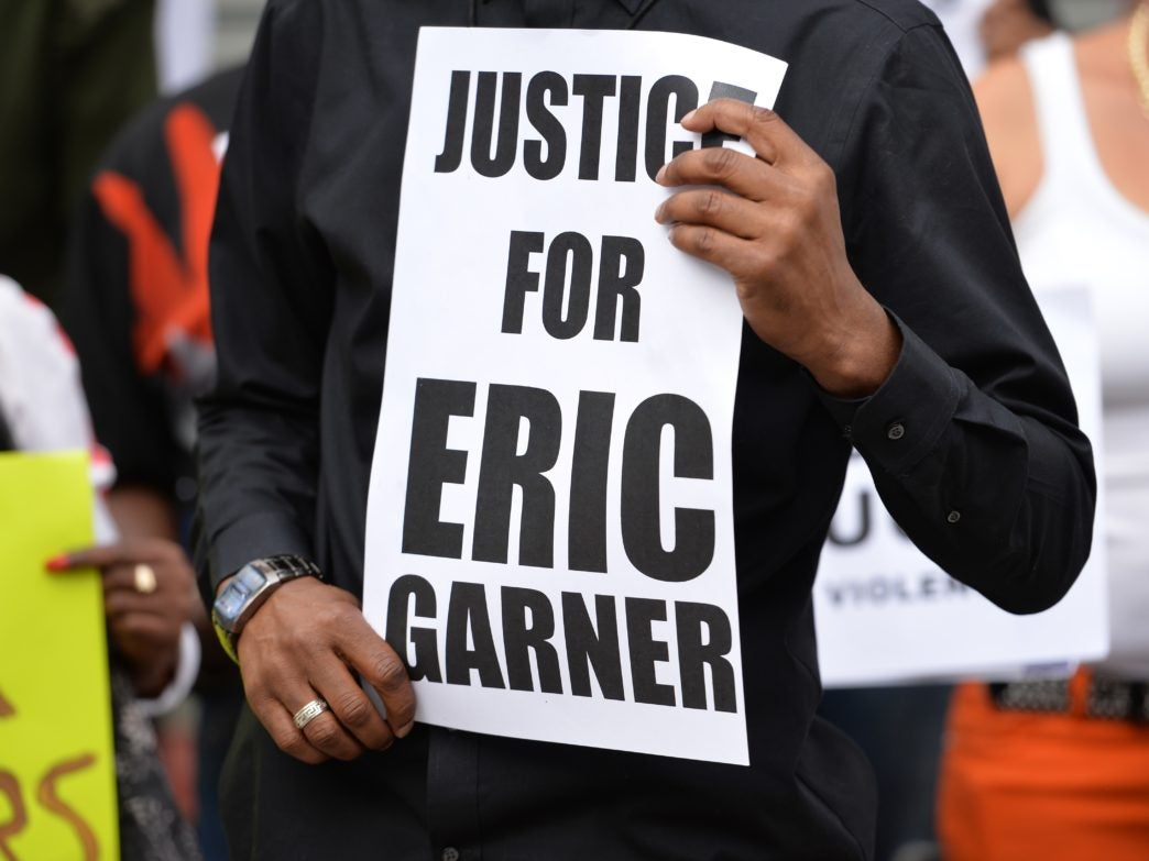 Eric Garner's Mother Testifies Before Congress About Unconstitutional Policing Practices