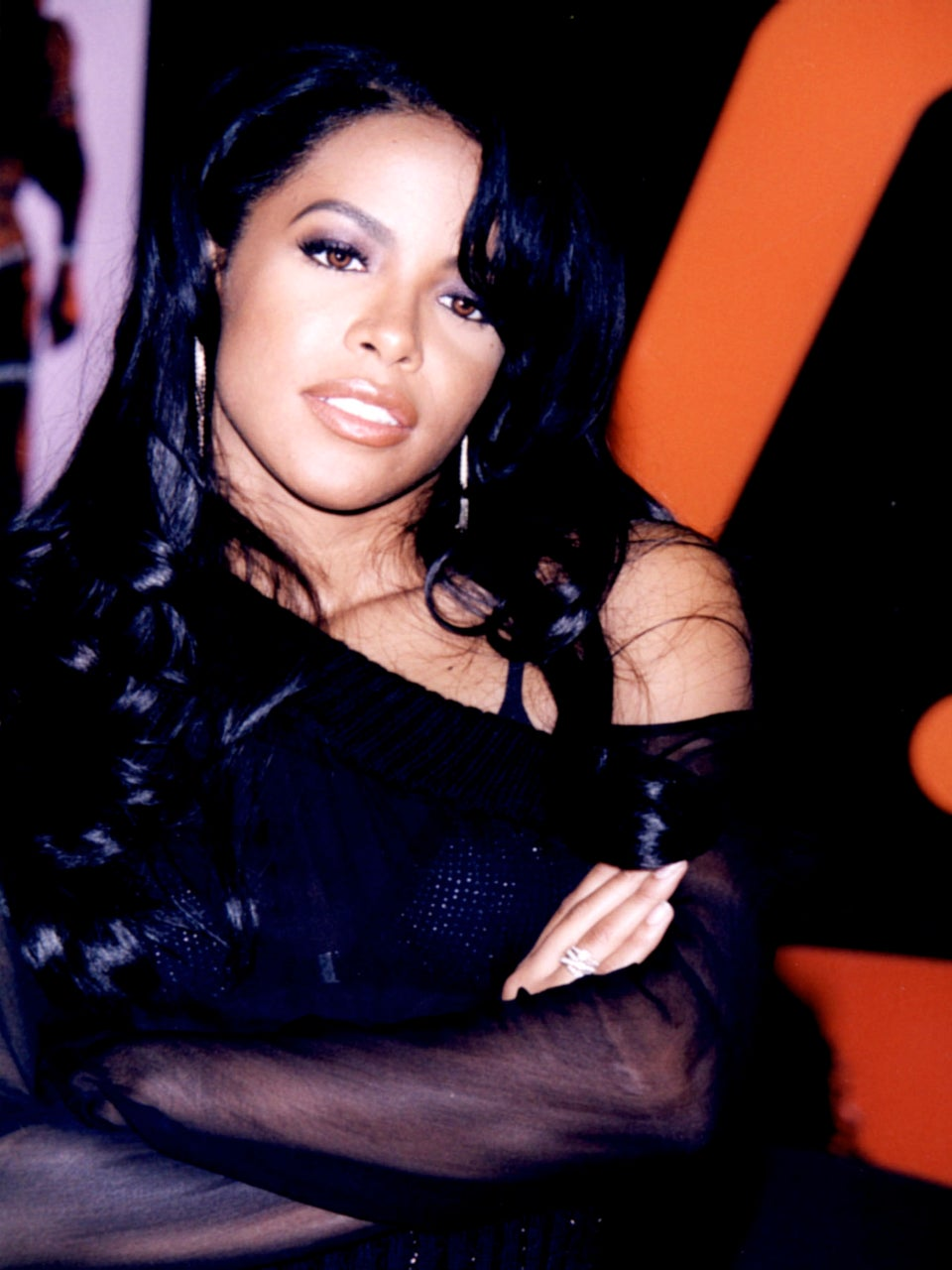 Aaliyah's Wax Figure Unveiled  At Madame Tussauds In Las Vegas