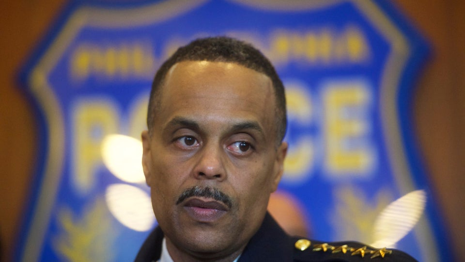 Philly Police Commissioner Resigns Amid Accusations Of Not Addressing Sexual Harassment