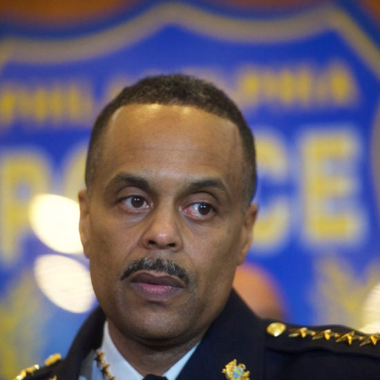 Philly Police Commissioner Resigns Amidst Accusations Of Not Addressing Sexual Harassment