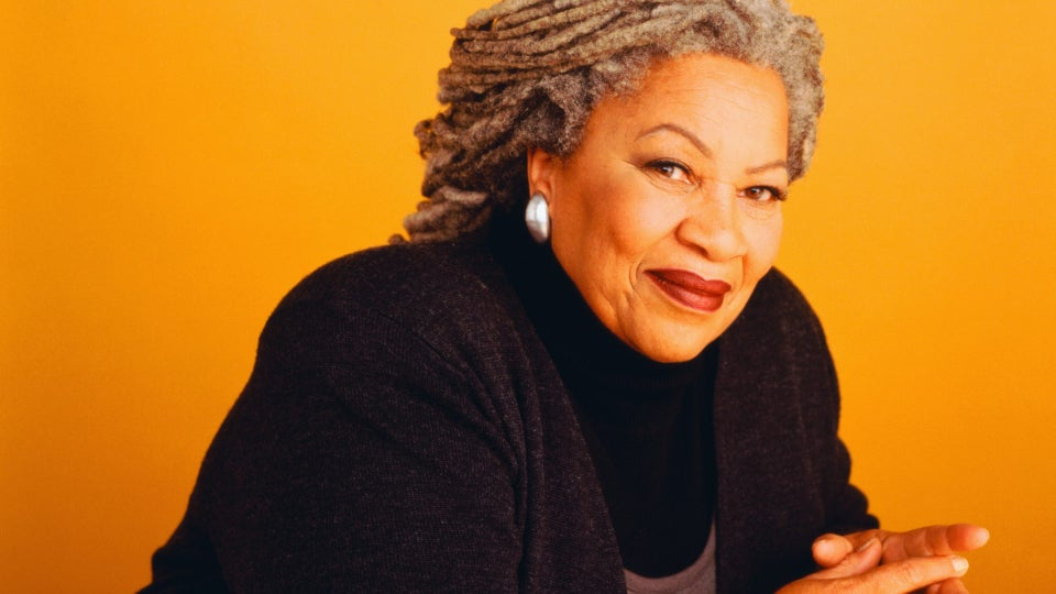 Photos Of Toni Morrison's Life Through The Years
