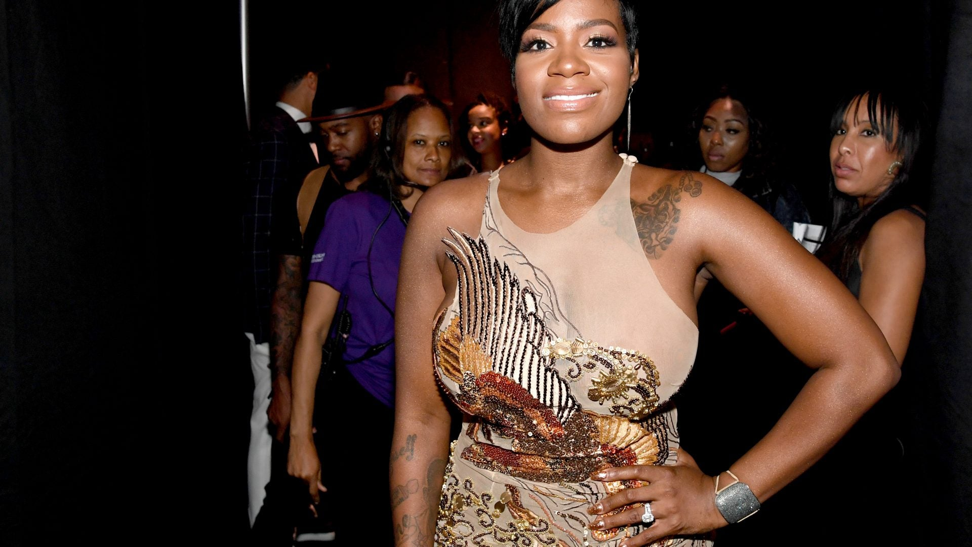 Fantasia Celebrates Her Daughter Zion's 18th Birthday