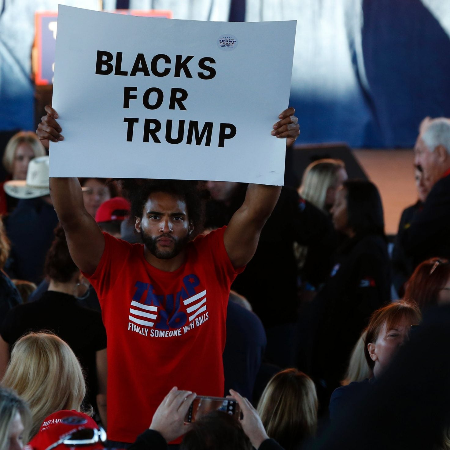Opinion: The African Americans For Trump Coalition Will Be Reaching Out To You Soon, Bless Their Hearts