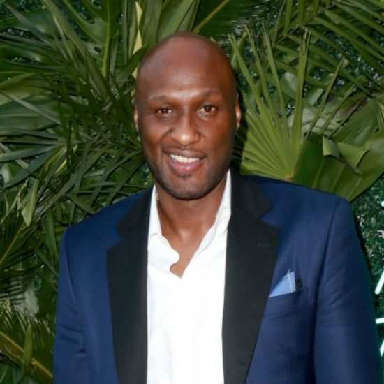 Lamar Odom's New Girlfriend Is A Bombshell