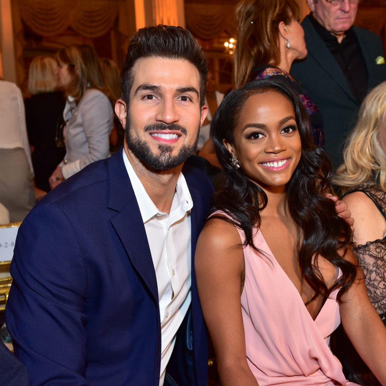 'The Bachelorette' Star Rachel Lindsay and Bryan Abasolo's Wedding Photos Are Here