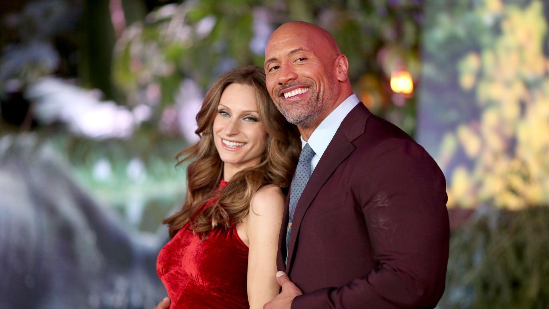 Dwayne 'The Rock' Johnson Married Longtime Girlfriend Lauren Hashian In Hawaii
