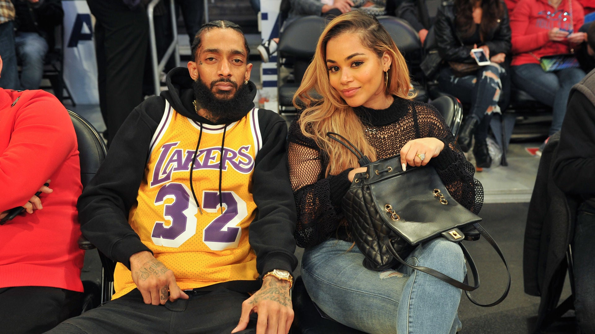Lauren London Wrote A Touching Birthday Tribute For Nipsey Hussle