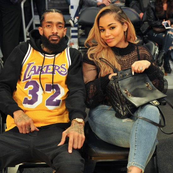 Lauren London's Touching Birthday Tribute To Nipsey Hussle: 'Long Live My Other Half'