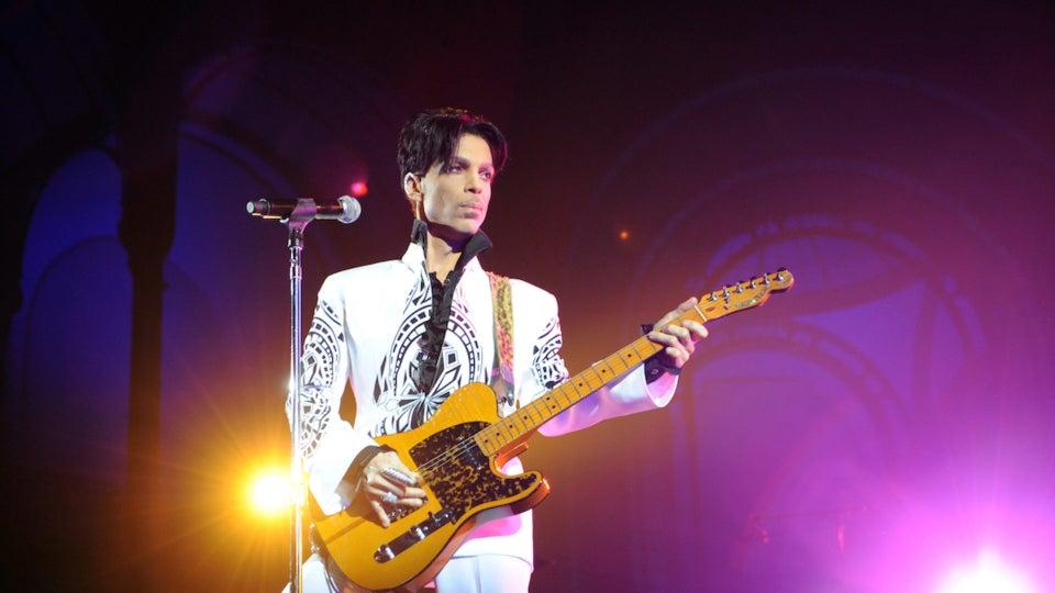 Prince's Estate Slams Donald Trump's Use Of 'Purple Rain'