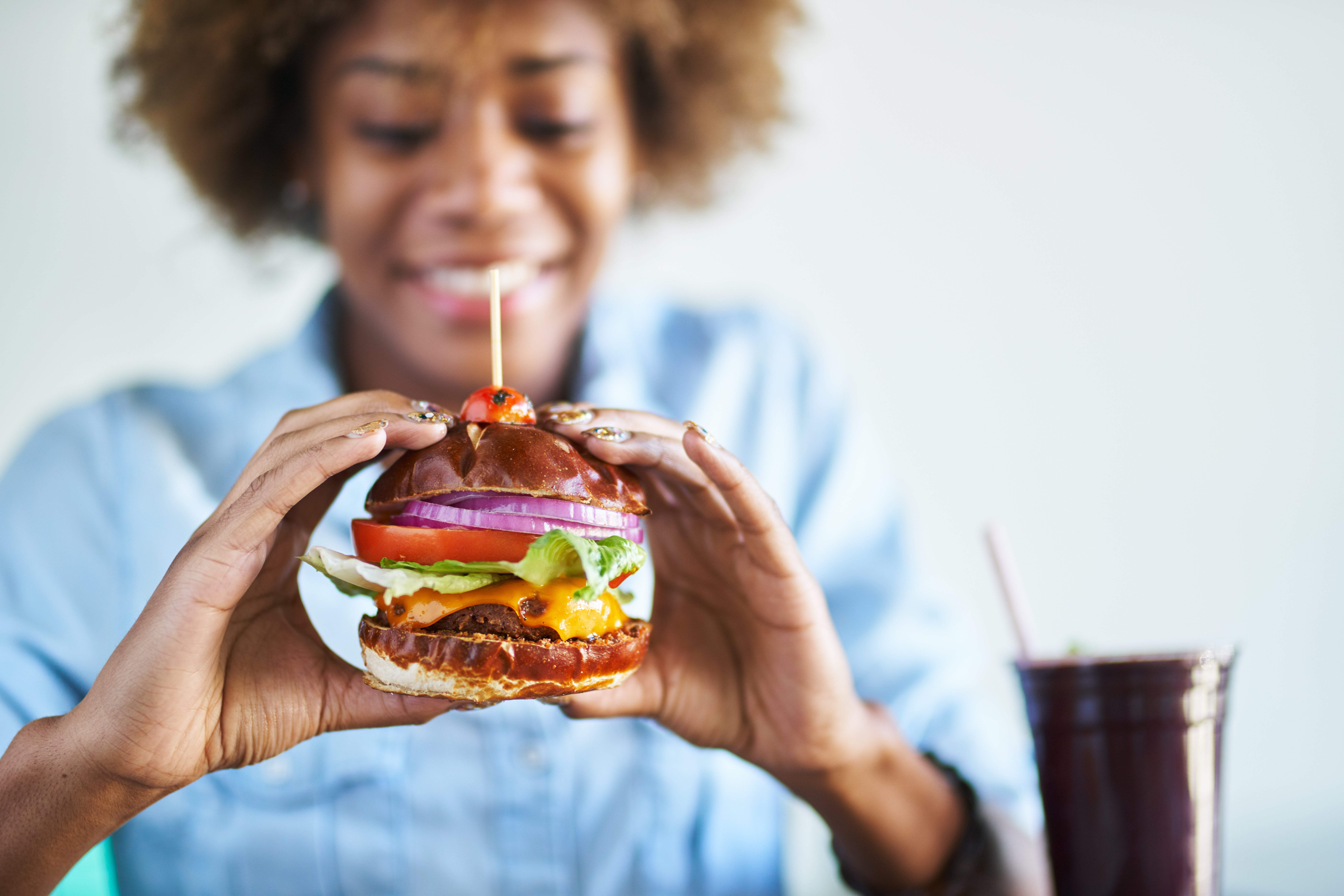 These Juicy Burger Recipes Put New Spins On A Classic Dish