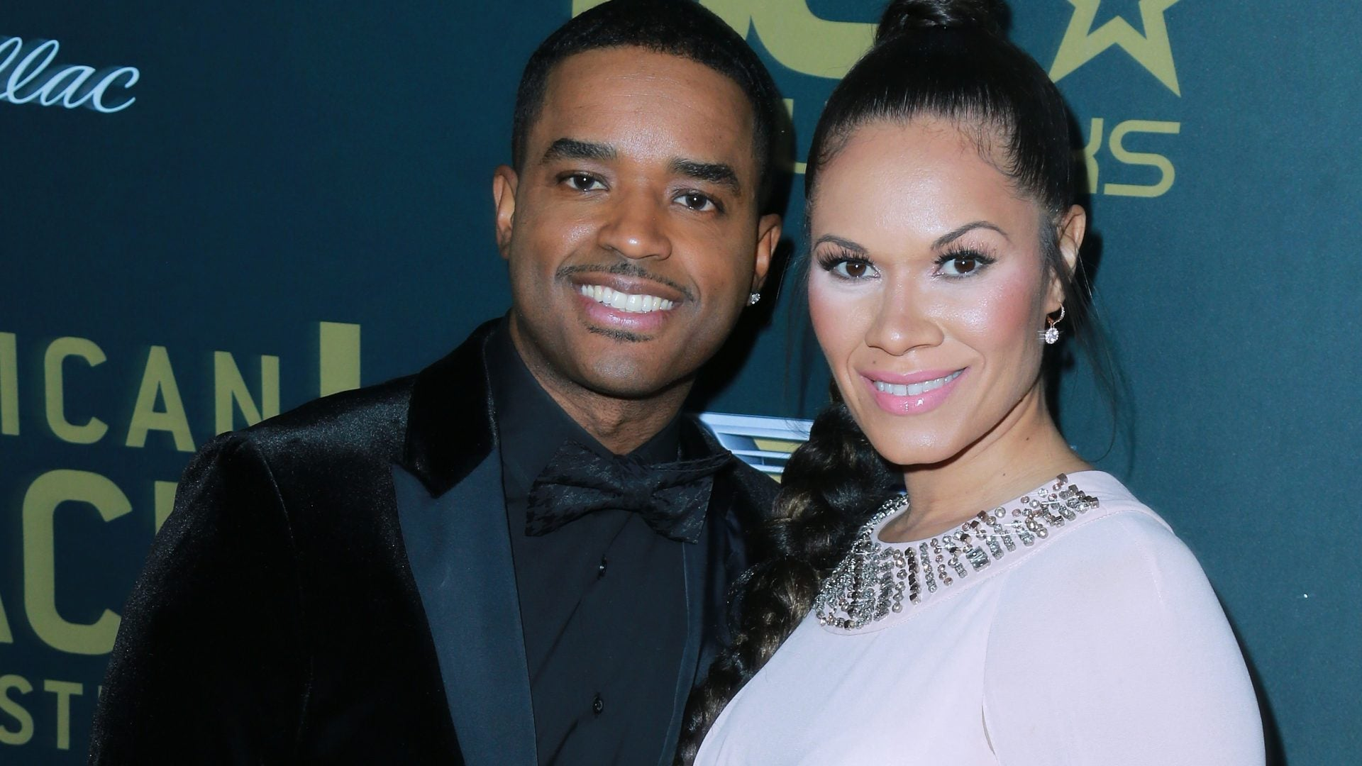 Larenz Tate Speaks On His Devotion To Wife Tomasina: 'Our Privacy Is Our Superpower'
