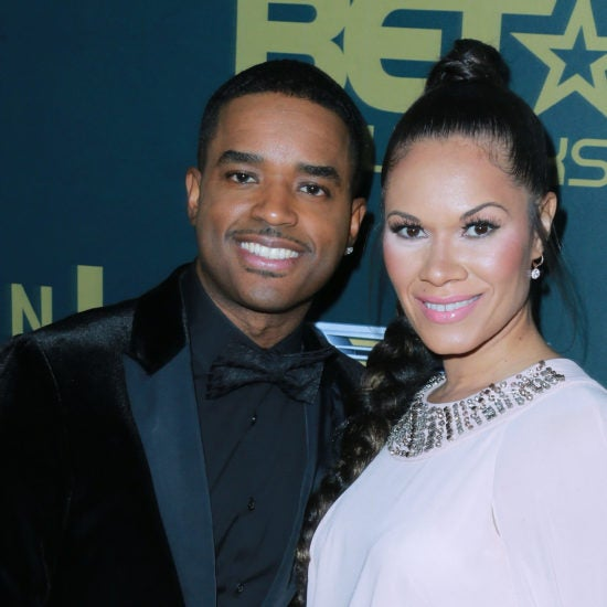 Larenz Tate Reveals He And His Wife Tomasina's Superpower