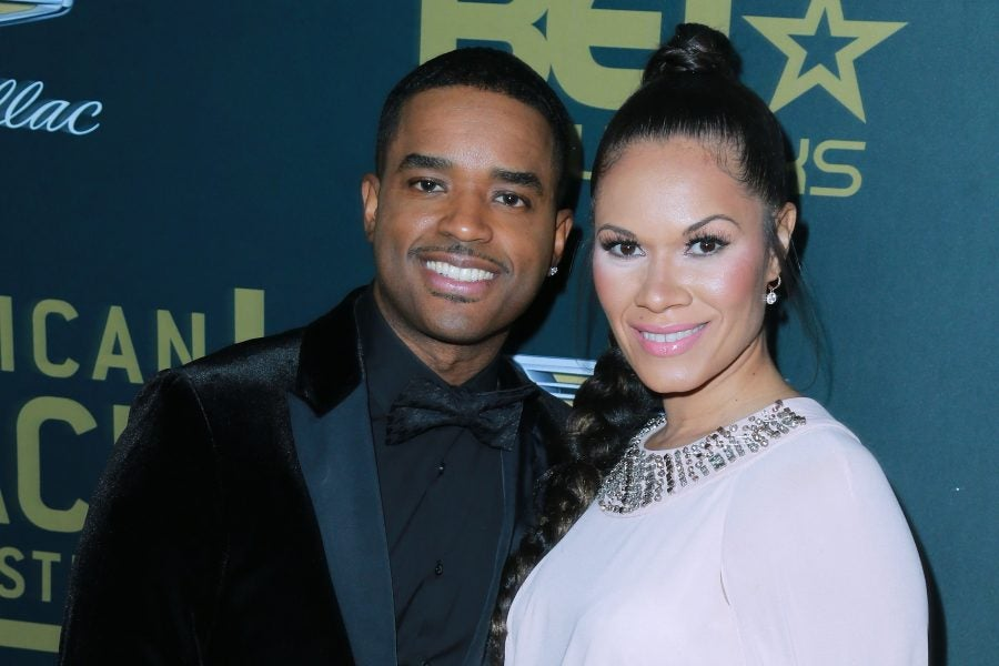 Larenz Tate Speaks On His Devotion To Wife Tomasina: 'Our ...