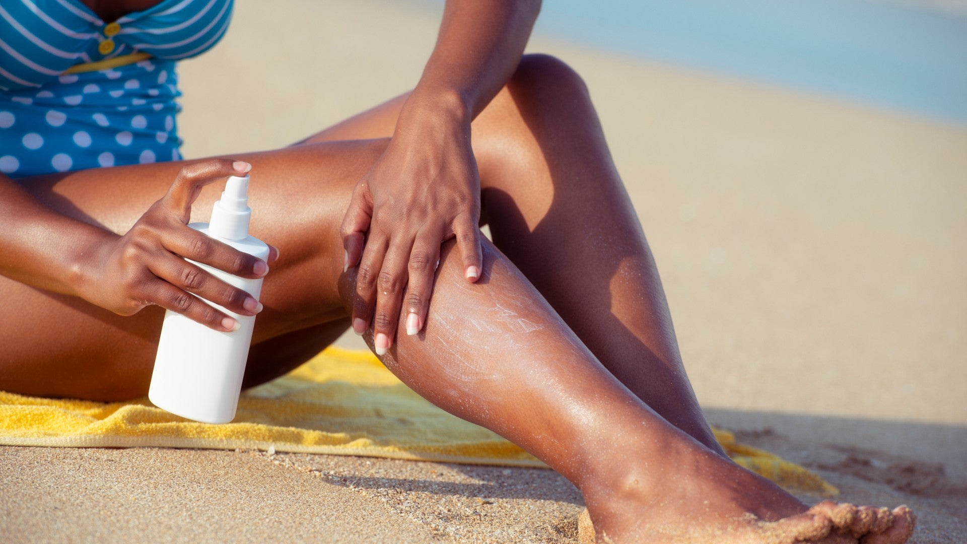 A Dermatologist Shares Top Tips  For Treating Sunburn