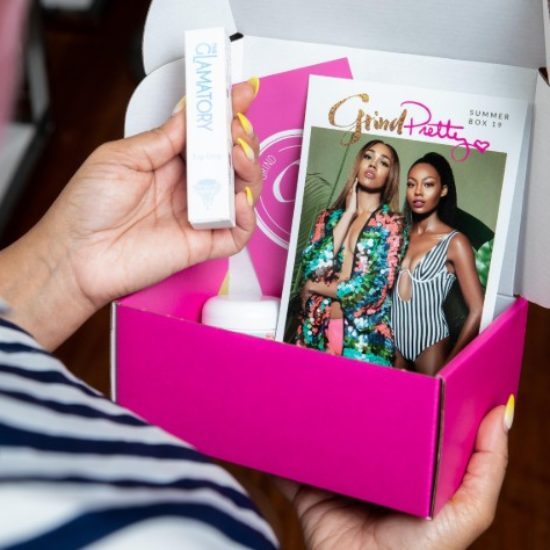 Grind Pretty Founder Mimi J. Pays It Forward With Platform And New Box Service