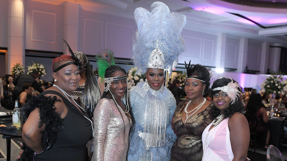 """10 Beauty Moments From The Bawse Conference's """"Harlem Nights"""" Gala"""