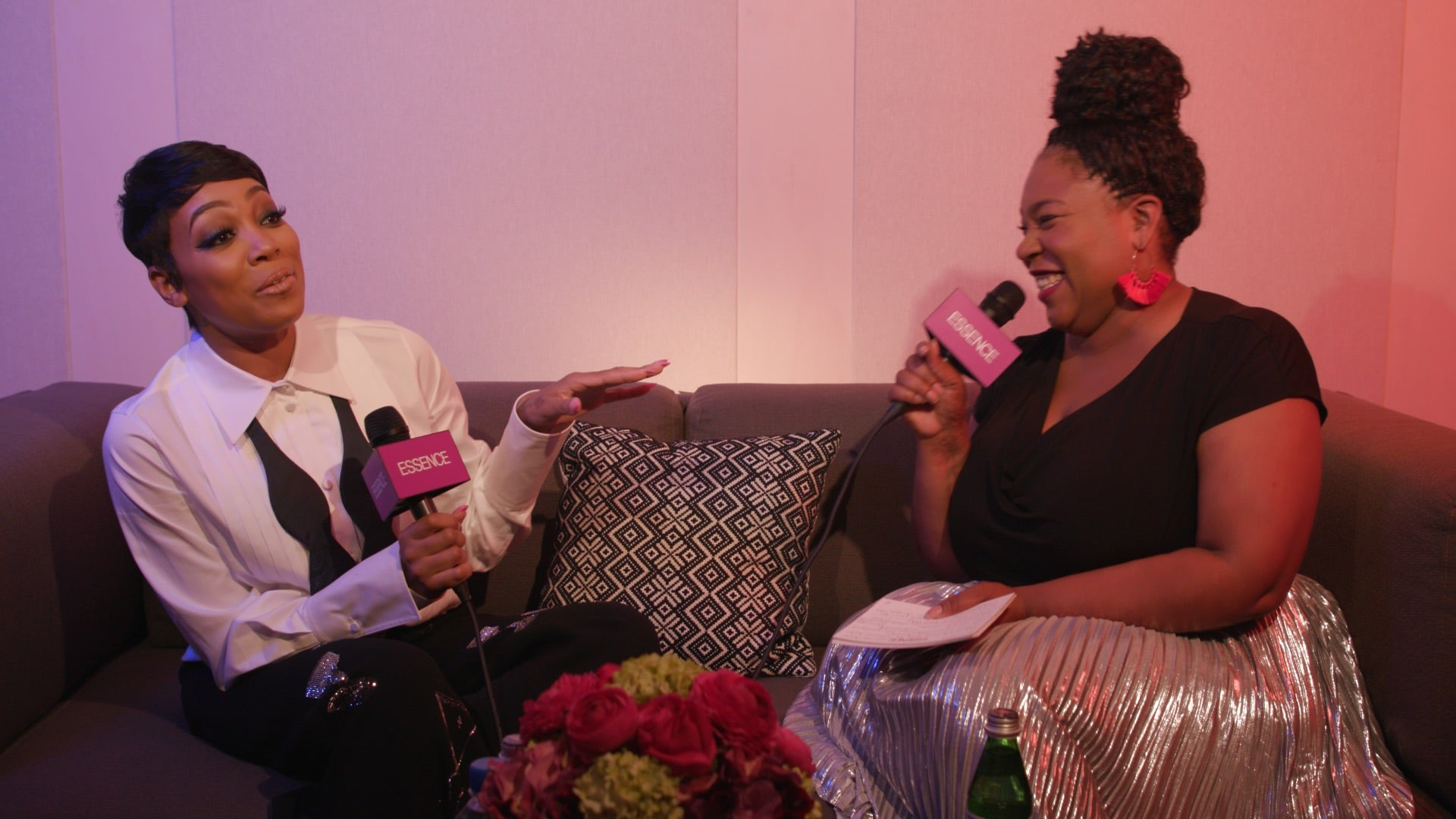 Monica Talks Divorce, Sacred Friendships and Why She Wouldn't Be A Good Casual Dater