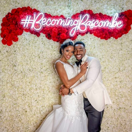 Bridal Bliss: Kornelius and Rachel Came Red-Carpet Ready To Say 'I Do'