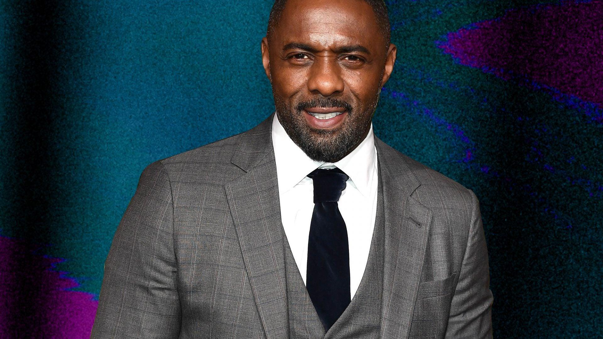 Idris Elba Says He's Taking A Break From Social Media