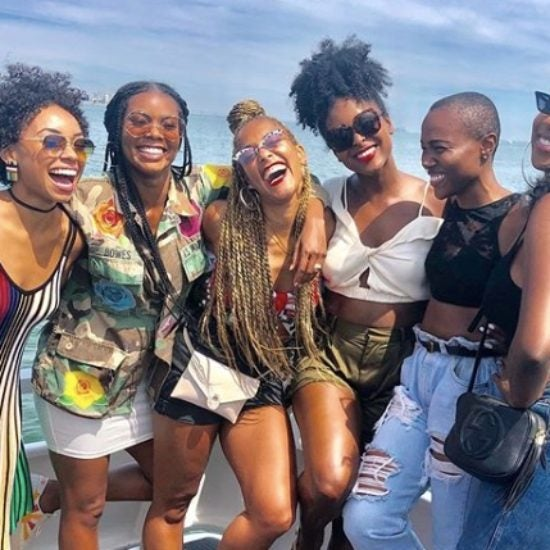 Issa Rae Threw Another Epic Yacht Party For The Third Year In A Row