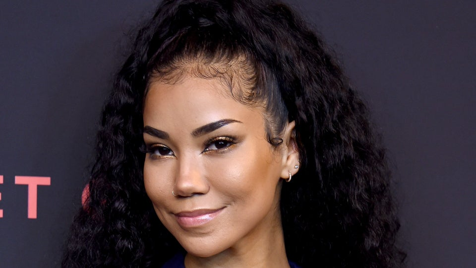 Jhené Aiko Showed Off Her Ink At Beautycon LA