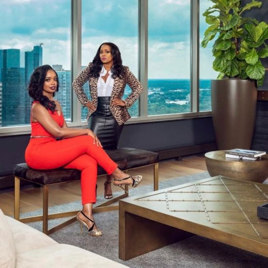 Keshia Knight Pulliam And Arian Simone Say Best Friends CAN Be Successful Business Partners