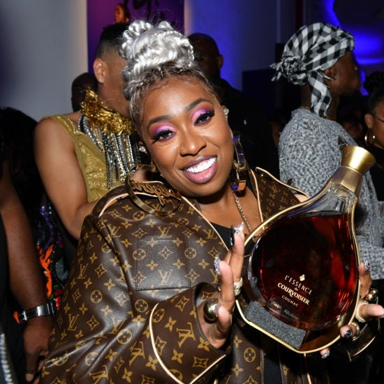 Missy Elliott, Laverne Cox, Regina Hall, And More Celebs Out And About