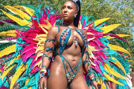 32 Times Notting Hill Carnival in London Gave Us Endless Vibes