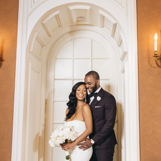 Bridal Bliss: Chloe and Jose's Glamorous Chicago Wedding Was An Absolute Stunner
