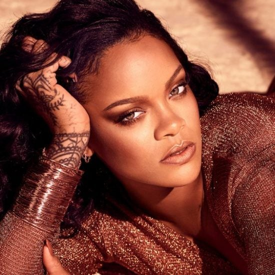 Rihanna: 'Imagine A World Where It's Easier To Get An AK-47 Than A VISA!'