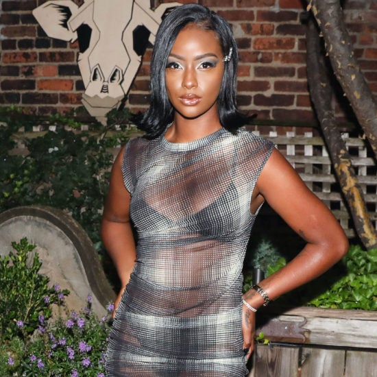 Justine Skye, Serena Williams, Jidenna, And More Celebs Out And About