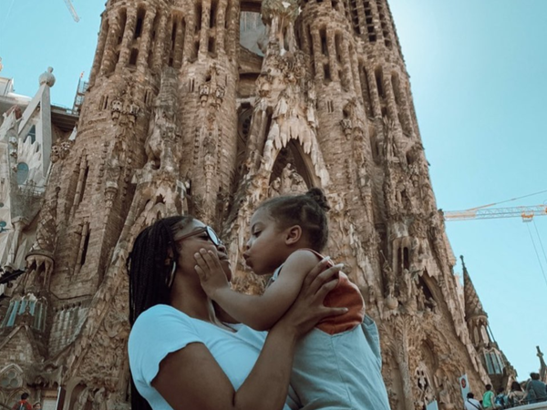 This Mother-Son Duo's Global Adventures Are The Perfect Feel Good Moment We All Need