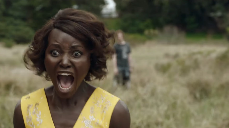 Lupita Nyong'o Is A Badass Teacher Fighting Zombies In 'Little Monsters' Trailer