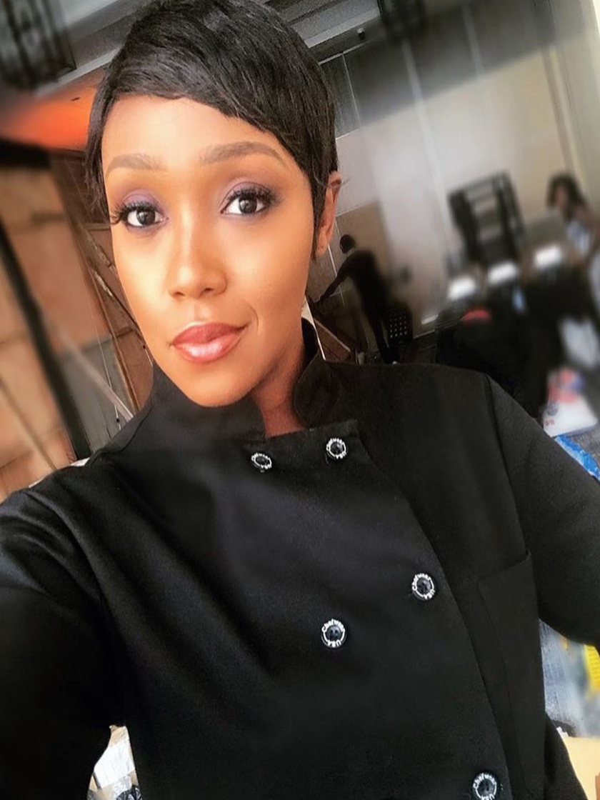 Nigerian Chef, Zoey Umeokeke Whips Up Dishes That Will Have You Flying To Lagos Tonight