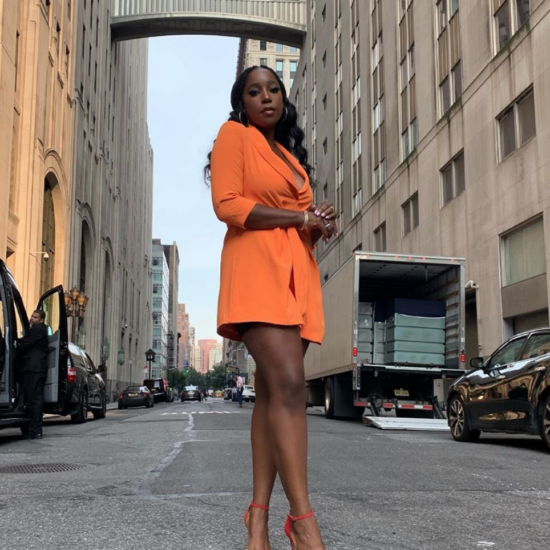 What I Screenshot This Week: Ashley Blaine Featherson Has Me Convinced That Orange Is The Hue Of The Summer